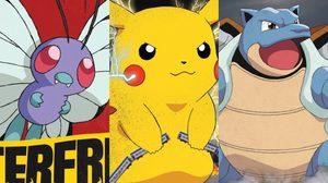 Pikachu ปะทะ GodZilla! เมื่อ 6 โปเกมอนขึ้นโปสเตอร์หนังสัตว์ประหลาด