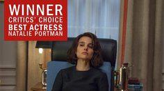 นาตาลี พอร์ตแมน จาก Jackie เข้าชิง Best Actress บนเวทีลูกโลกทองคำ ครั้งที่ 74