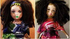 น่ารักไปอีกแบบ! ศิลปินสร้าง ตุ๊กตาโรคด่างขาว เป็นกำลังใจให้เด็กๆ ส่งเสริมความสวยงามของผิว