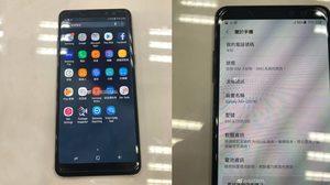 หลุดเต็มๆ ภาพ Samsung Galaxy A8+ ปี 2018 มาพร้อมกล้องหน้าคู่ และไร้ปุ่มโฮม