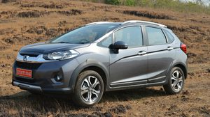 เปิดยอดจอง Honda WR-V ในอินเดียมาแล้ว 3,000 คัน