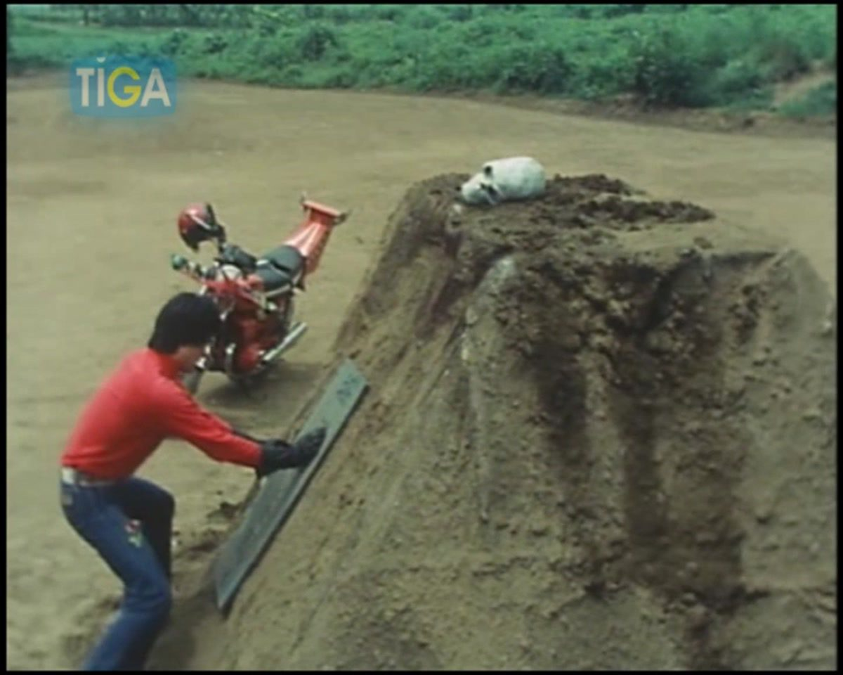 Masked Rider Stronger ตอนที่ 30-1