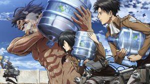 Attack on Titan จัดแคมเปญให้กับผู้ที่สั่งซื้อตู้กดน้ำ!?