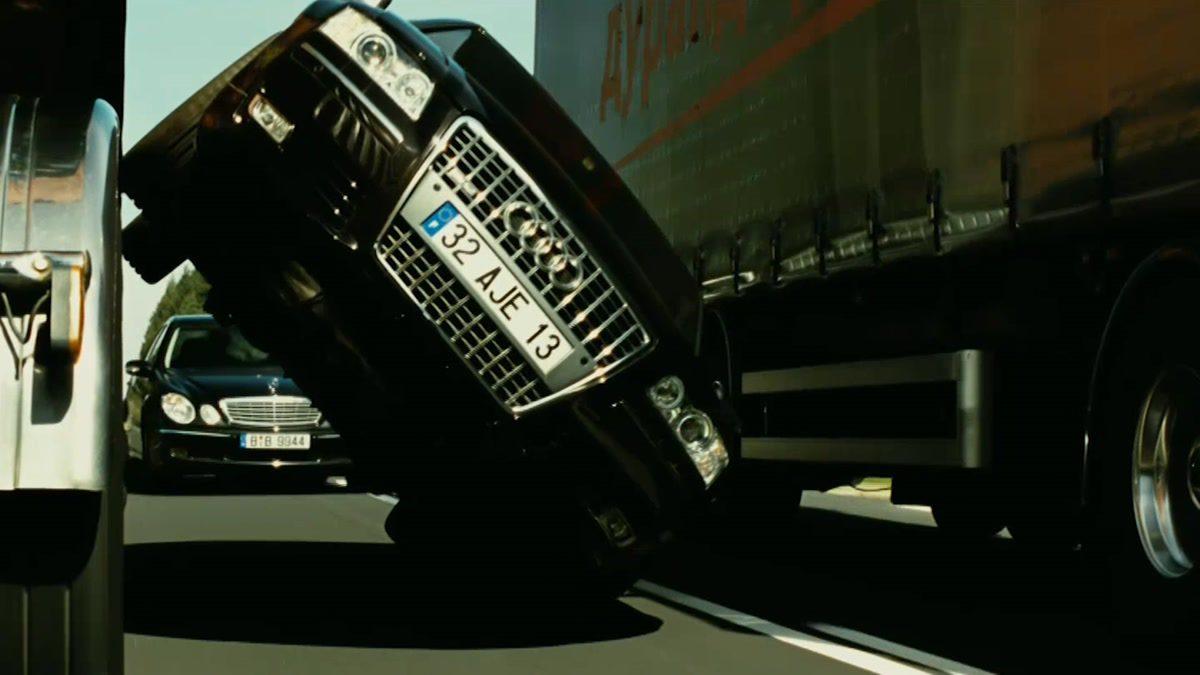 ฉากซิ่งสุดเฟี้ยวของ 'เจสัน สเตแธม' จาก Transporter 3