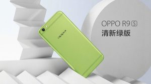 Oppo R9S ปล่อยสีใหม่ Fresh Green เปิดตัวขายเมษายนนี้