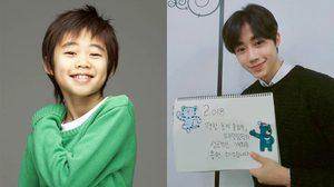 Park Ji Bin น้องชายนางเอก F4 โตเป็นหนุ่มแล้ว และหล่อมาก ๆ ด้วย
