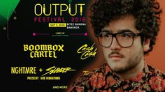 Output Festival 2018 ขนทัพตัวเทพ-แดนซ์ยับ! บุกกรุงเทพฯ 7 ก.ย.นี้!!