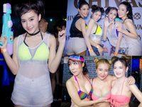 ปาร์ตี้สงกรานต์ร้าน Aladdin สัมภาษณ์สาวๆ 400 ชีวิต ถอดไม่ถอด!! : Party Shaker