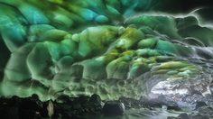 ถ้ำคัมชัตคา Kamchatka ถ้ำน้ำแข็งที่สวยที่สุดในโลก