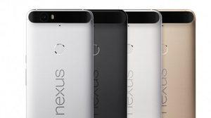 Google เปิดตัว Huawei Nexus 6P จอใหญ่ ลำโพงคู่ มีที่สแกนนิ้วมือ!