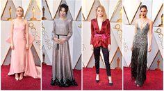 จัดเต็มเหมือนทุกครั้ง! แฟชั่น Oscar Awards ครั้งที่ 90