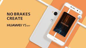 เปิดตัว Huawei Y5 2017 ชูจุดเด่นแบตเตอรี่อึด เล่นได้ทั้งวัน!!