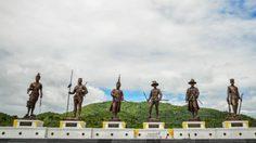 อุทยานราชภักดิ์ ความยิ่งใหญ่วีรกษัตริย์ไทย 7 พระองค์