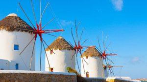 วอลเปเปอร์ สวยๆ จาก ซานโตรินี Santorini , กรีซ