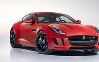 The All-New Jaguar F Type Coupe