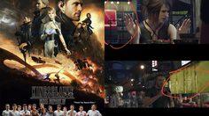 สุดติ่ง อนิเมชั่นไทย โกอินเตอร์กับ Final Fantasy XV เห็นแล้วขนลุก!