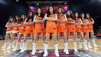 รวมความน่ารักของสาวๆ Mono Vampire Girls ที่มาสร้างสีสันในการแข่งขันบาสเกตบอล
