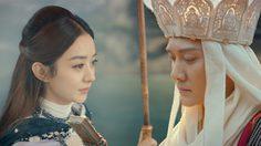 รู้ว่าผิดแต่ก็ยังรัก!! จ้าวลี่อิงวอนเห็นใจราชินีเมืองแม่ม่าย ในหนัง The Monkey King 3