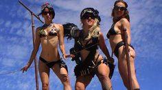 Mad Max Wasteland Festival คอสเพลย์สายโหด แต่เซ็กซี่จัดจ้าน