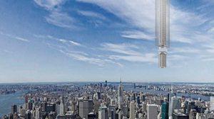 สูงระฟ้า ! 'อนาเลมม่า' ตึกแขวนดาวเคราะห์น้อย เคลื่อนที่ได้ตามวิถีโคจร