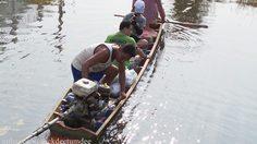 ภาพบรรยากาศMThai คลิกดี ทำดี น้ำมา…อาสาลุย