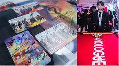เติร์ด, ปอร์เช่ 9×9 พาทัวร์ 4NOLOGUE HQ ยลของที่ระลึกจากศิลปินเอเชีย!