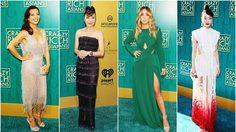 งานเปิดตัวหนัง 'Crazy Rich Asians' กับเหล่าซุป'ตาร์สาวชาวเอเชีย ในเดรสหรูราคาหลักล้าน
