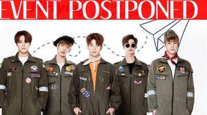 เลื่อน N.Flying 1st Fan Meeting 'Go N Fly' in Bangkok เพื่อพบกันครั้งใหม่ 9 ก.ย.นี้!
