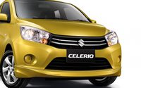 All New Suzuki CELERIO ซูซูกิ เซเลริโอ อีโคคาร์คันใหม่