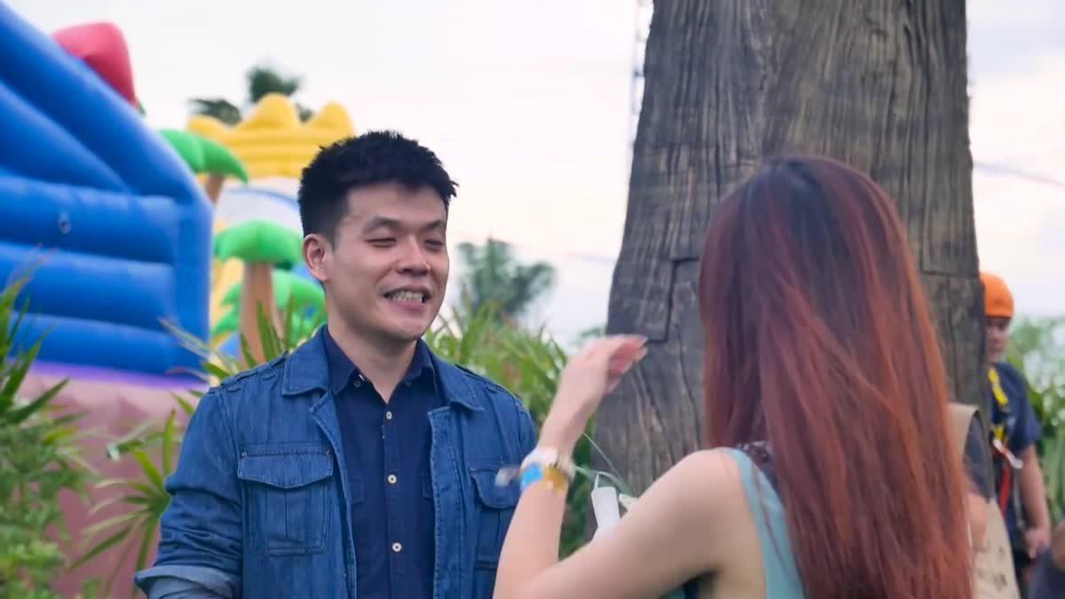 ศึกน้ำผึ้งพระจันทร์ - 17 กรกฎาคม 60 [CP WILL you marry me]