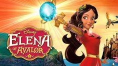 Elena of Avalor เจ้าหญิงเอเลน่า รัชทายาทคนแรกของดิสนีย์