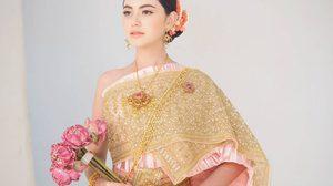 11 นางเอกสาวสวย ใน 'ชุดไทย' สวยงดงามมากๆ นี่คนหรือนางฟ้า!!