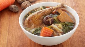 8 Auspicious Soups to start the Chinese New Year