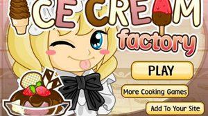 เกมส์ทำโรงงานไอศครีม My Ice Cream Factory