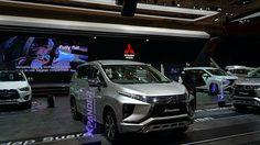 Mitsubishi Xpander สร้างสถิติใหม่ ด้วยยอดจองมากกว่า 11,000 คันใน 2 สัปดาห์