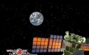 """ยาน DSCOVR ถ่ายภาพ """"ด้านหลังดวงจันทร์"""""""