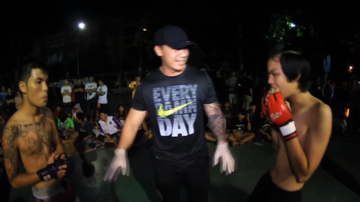 Fight Club Thailand หรั่ง x กรุ๊งกริ๊ง คู่ที่ 66