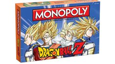 Dragon Ball Z Monopoly