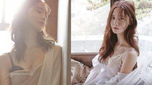 Yoona เกิร์ลเจนฯ อวดหุ่นเซ็กซี่ปนความน่ารักเล็กๆ บนปกนิตยสาร High Cut