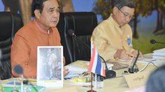 นายกฯ ปัดโยงการเมืองสัญจรบุรีรัมย์ ยันรัฐบาลรับฟังประชาชน