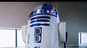ตู้เย็น Star Wars รุ่น R2D2 สุดเจ๋ง เดินมาเสิร์ฟเครื่องดื่มได้ถึงที่