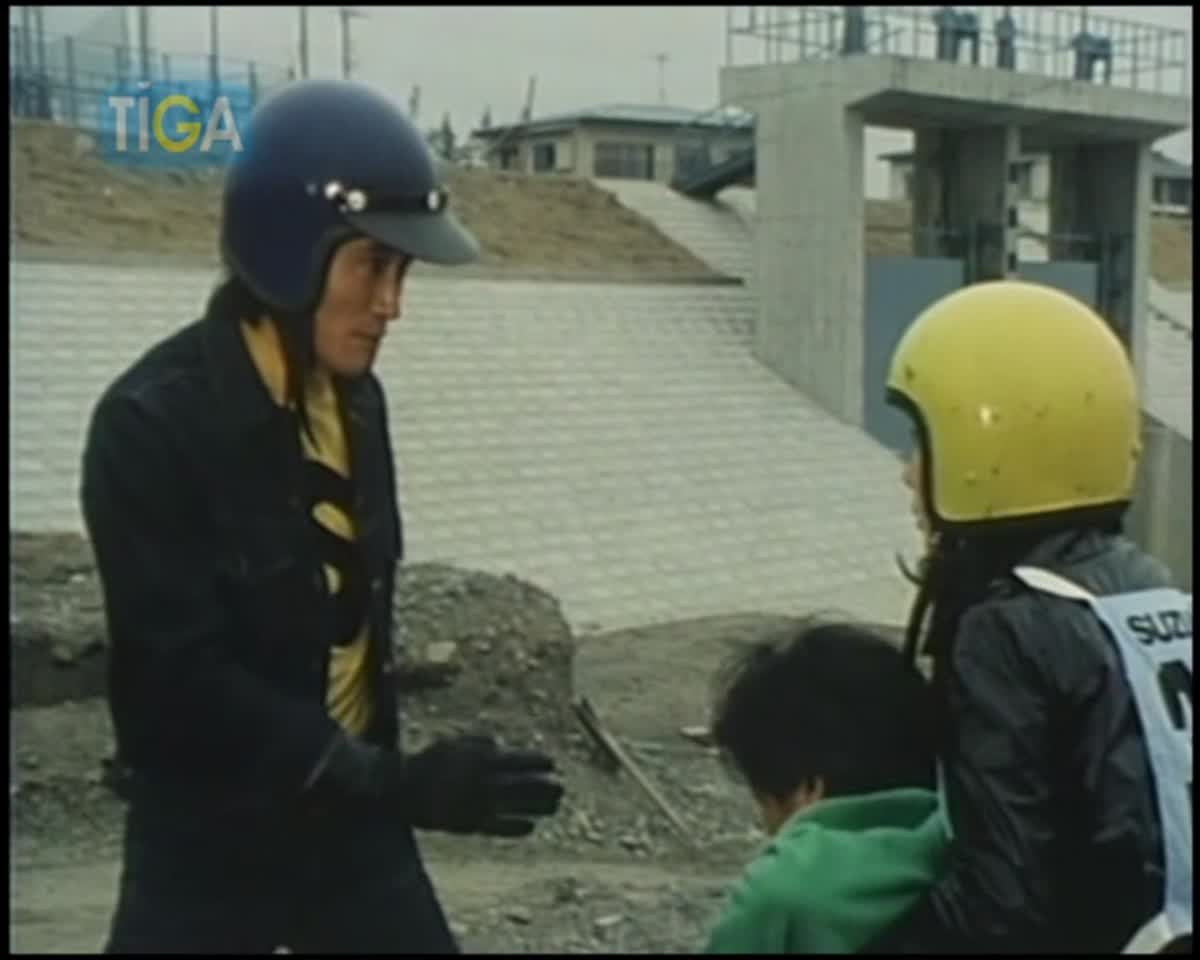 Masked Rider Stronger ตอนที่ 8-3