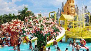 สวนน้ำ เสื่อยเตี๋ยน ความสนุกผสานวัฒนธรรม เวียดนาม