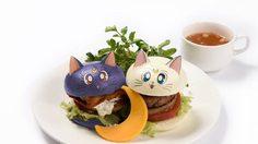 เปิดแล้วจ้า!! Sailor Moon Cafe 2017 ที่โตเกียว โอซาก้า นาโงย่า และฟุคุโอกะ