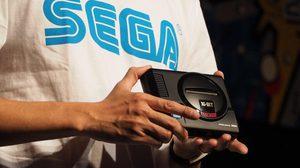 เอาบ้าง! SEGA เตรียมขาย Mega Drive Mini ฉลอง 30 ปี