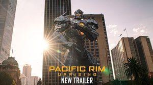 ใครบางคนปล่อยสัตว์ประหลาดมาบนโลก!! หุ่นทั้ง 4 พร้อมรุม ในคลิปล่าสุด Pacific Rim: Uprising