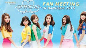 GFRIEND Fan Meeting in Bangkok 2016