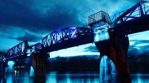 ชวนเที่ยวเมืองกาญจน์ งานแสงสีเสียง สะพานข้ามแม่น้ำแคว