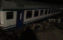 อุบัติเหตุรถไฟชนรถพ่วงในอิตาลี