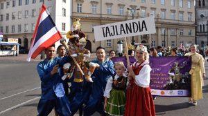 เด็กไทยฝีมือเยี่ยม! นำคณะนาฎยบูรพา ชนะเลิศหุ่นโลกประจำปี 2016